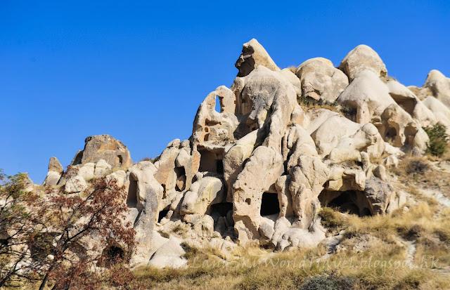 土耳其, turkey, 奇石林, Cappadocia