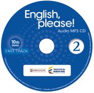 ENGLISH PLEASE! 2 AUDIOS
