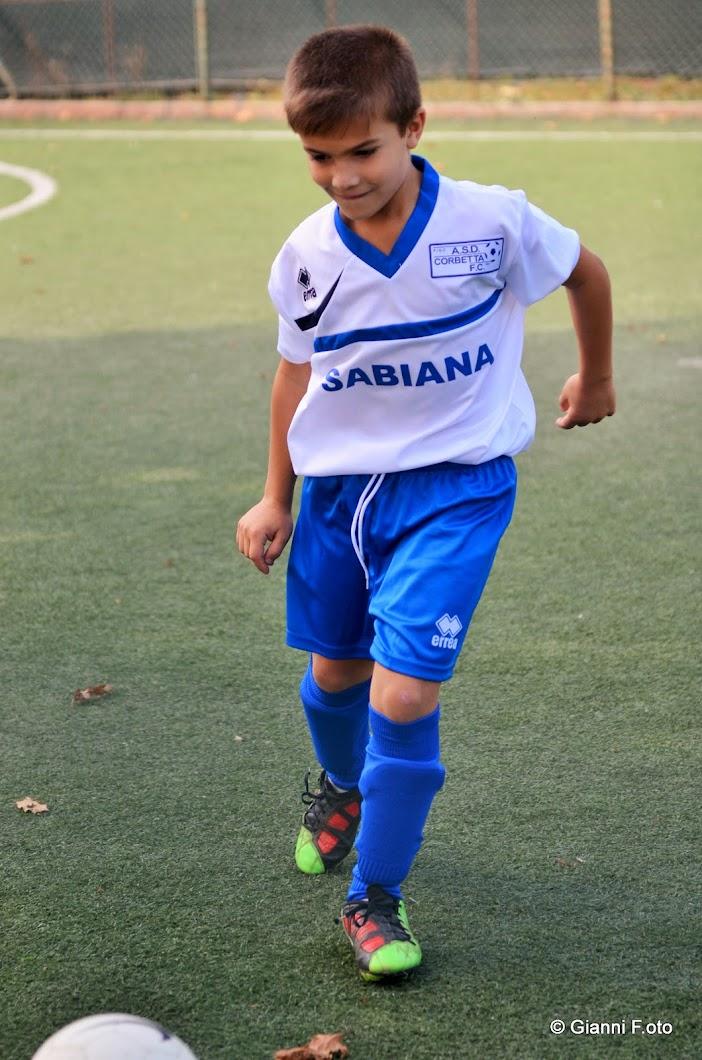 Calcio Corbetta 2006