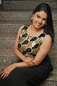 Anchor Chitralekha latest glam pics-thumbnail-13