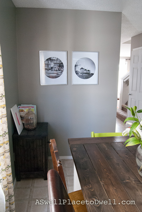 new circle prints