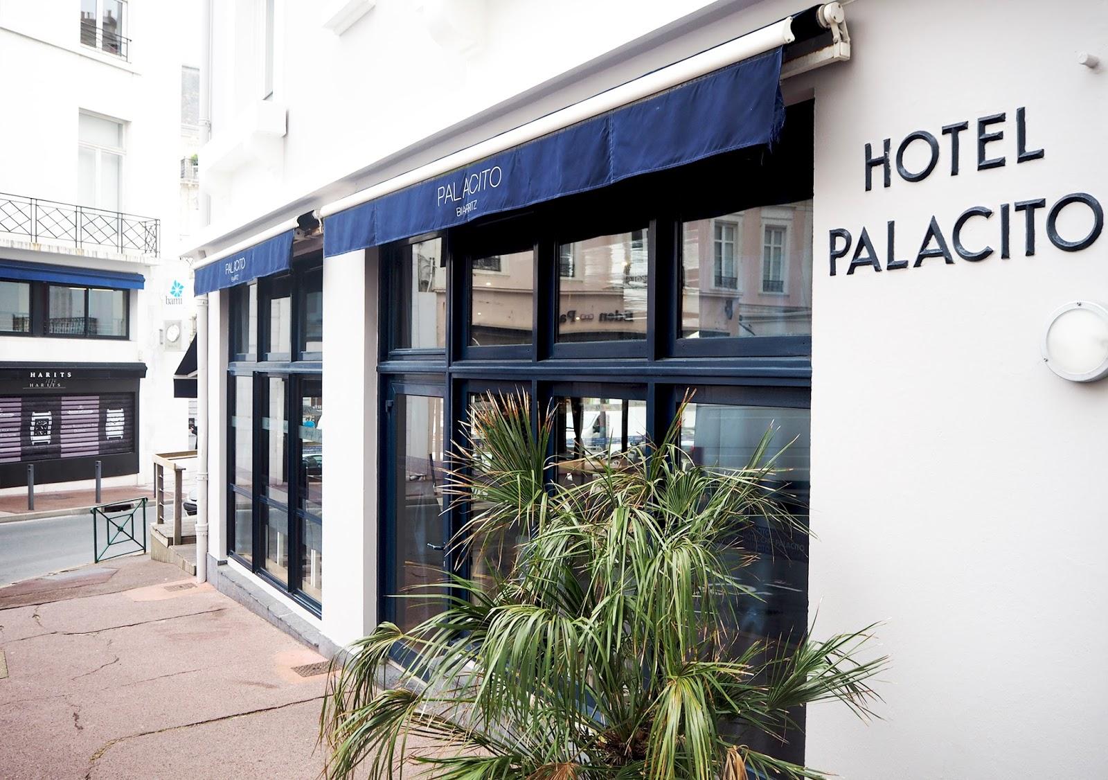 hôtel le palacito biarritz