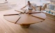 Εργονομικό επεκτάσιμο στρογγυλό τραπέζι! [Video]
