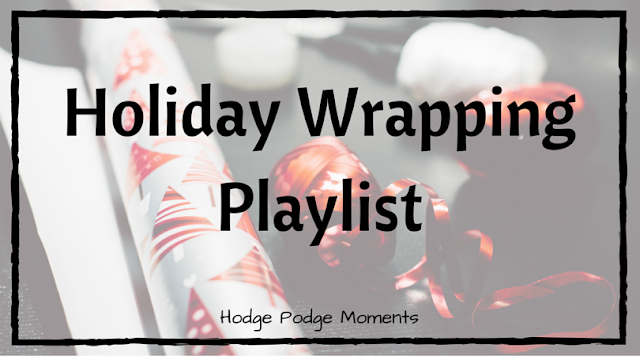 Holiday Wrapping Playlist