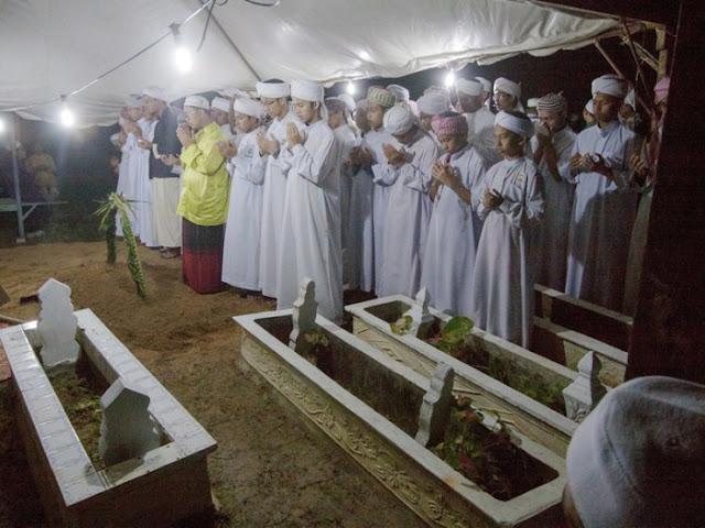 Jenazah 2 Pelajar Malaysia Maut di Jordan Selamat Dikebumikan