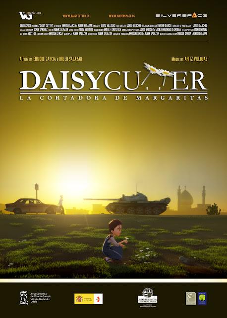 Corto Animado - Daisy Cutter