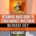 Beginners Basic Guide to Stock Market Investment Boxed Set - Free Kindle Non-Fiction