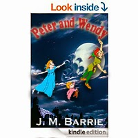 FREE: Peter and Wendy (Peter Pan) by J. M. Barrie