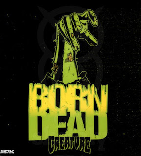 Creature Skateboards - Born Dead