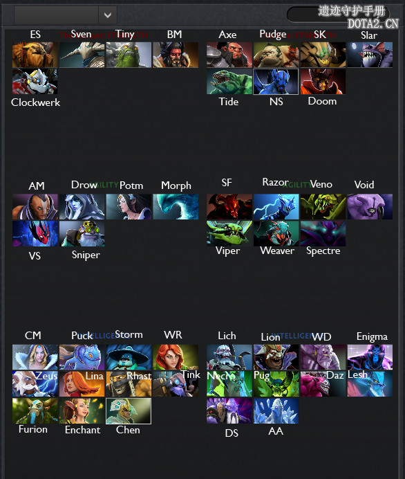 new dota2 leaked photos screenshots hon hero guides competitive