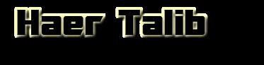 Haer Talib