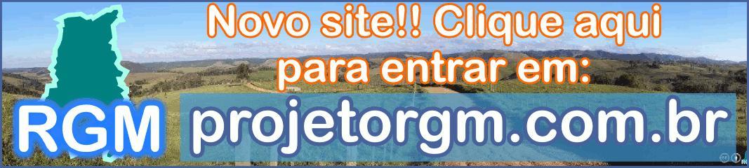 Em breve, novo site: projetorgm.com.br
