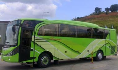 Big Bus AC 58 seat