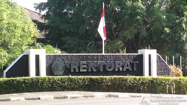 Rektorat Undip Pindah