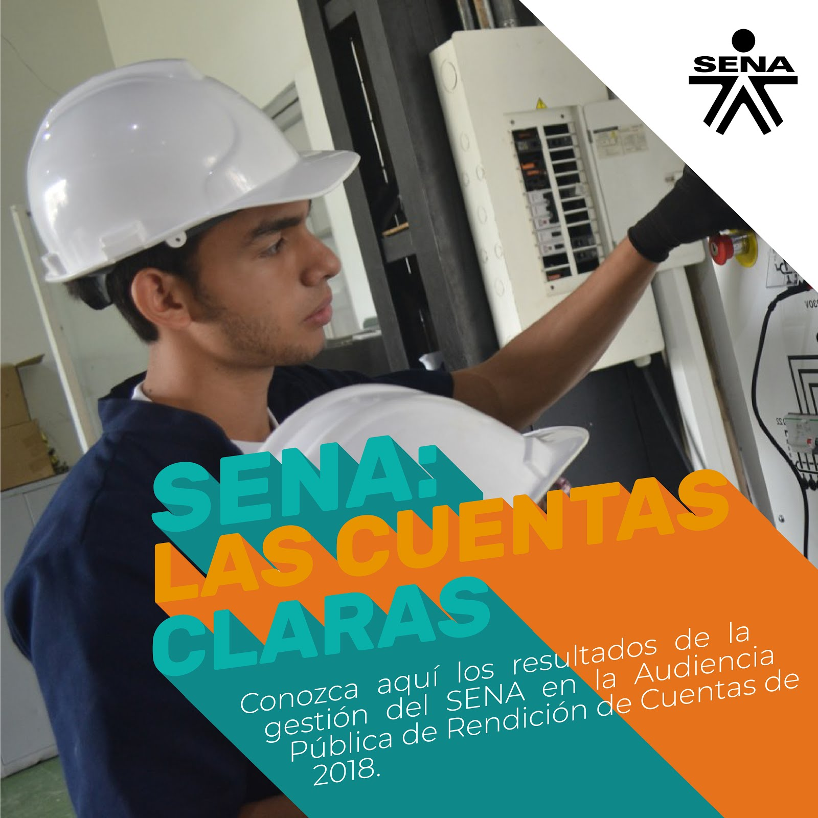 SENA Regional Tolima Rendición de Cuentas 2018