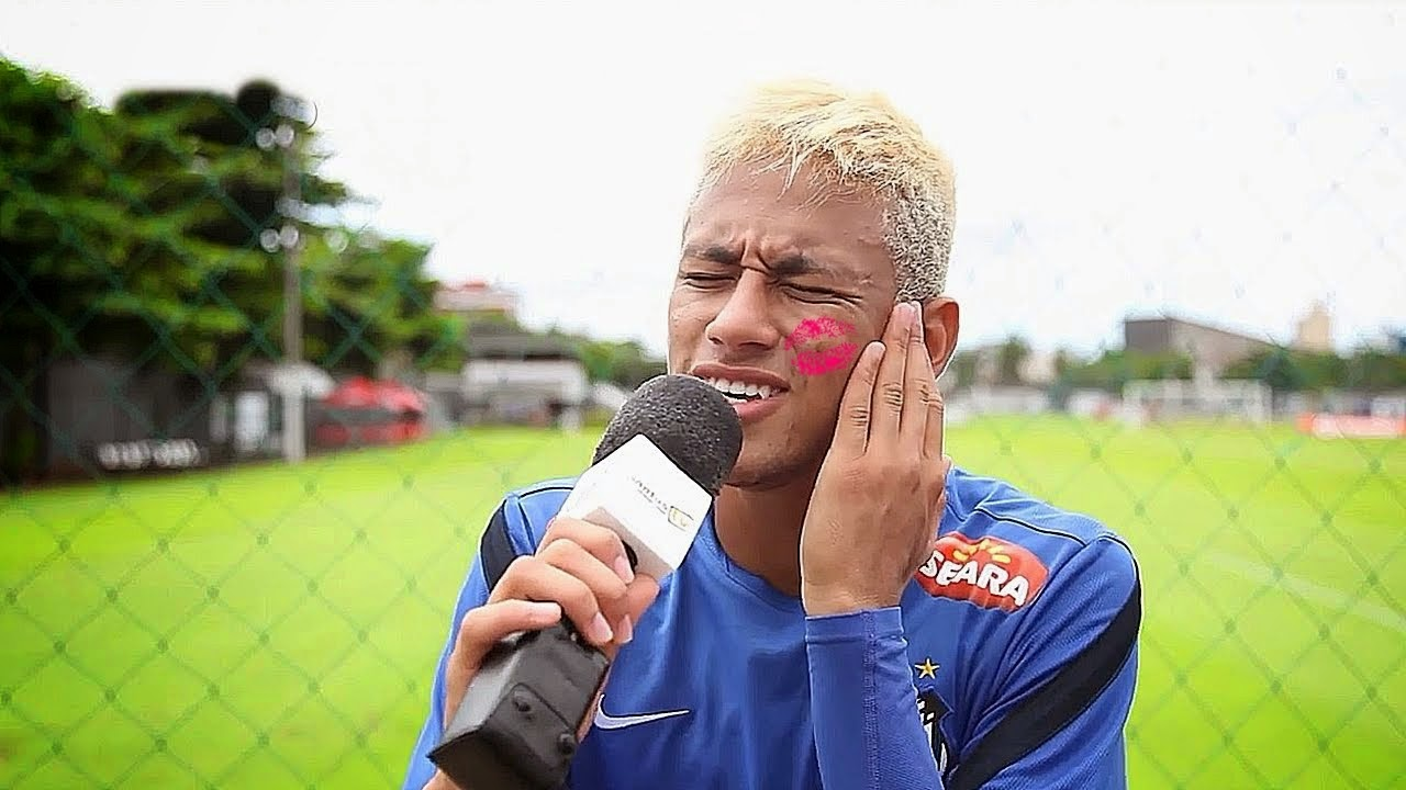 ALL SPORTS PLAYERS: Neymar Jr Funny Images 2014