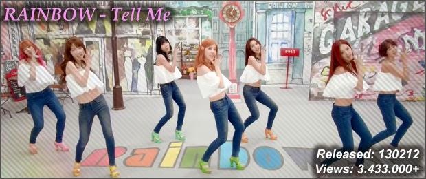 Rainbow Tell Me