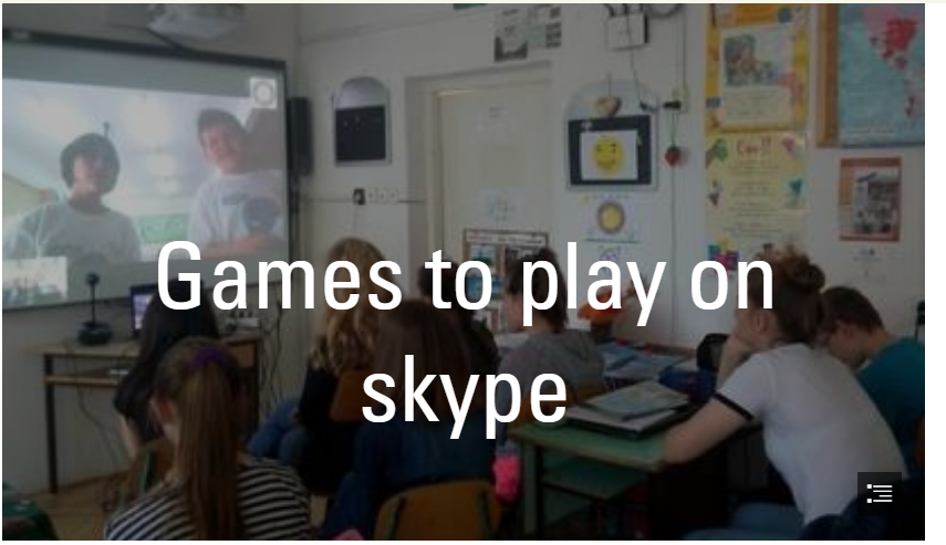 Games to play on skype: sway
