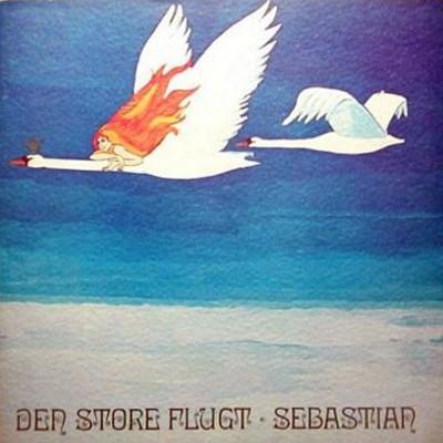 Cover til Den store flugt, Sebastian, 1972