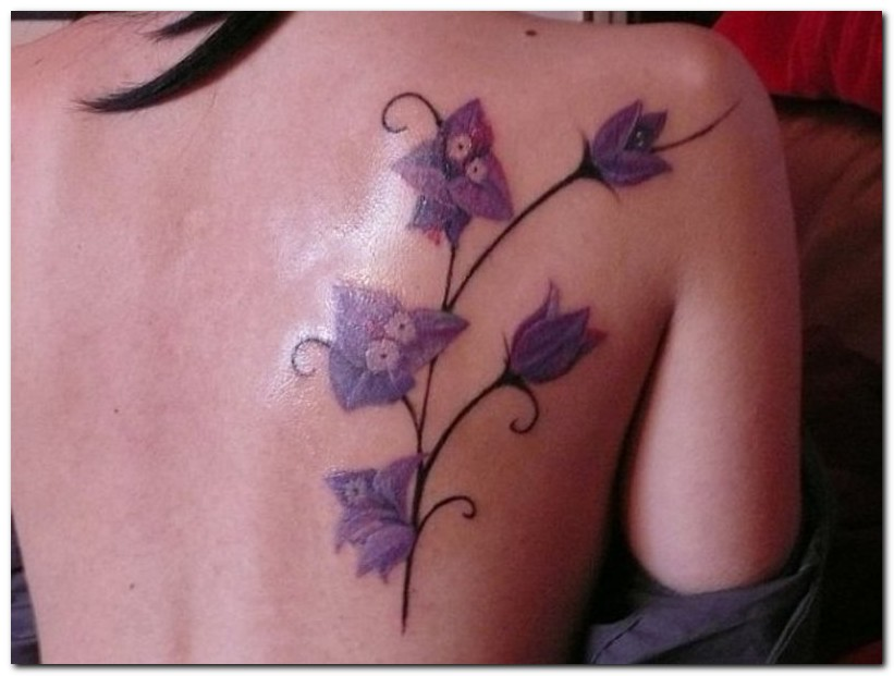 Tribal Flower Tattoos ,Flower Tattoo Designs,,tattoos