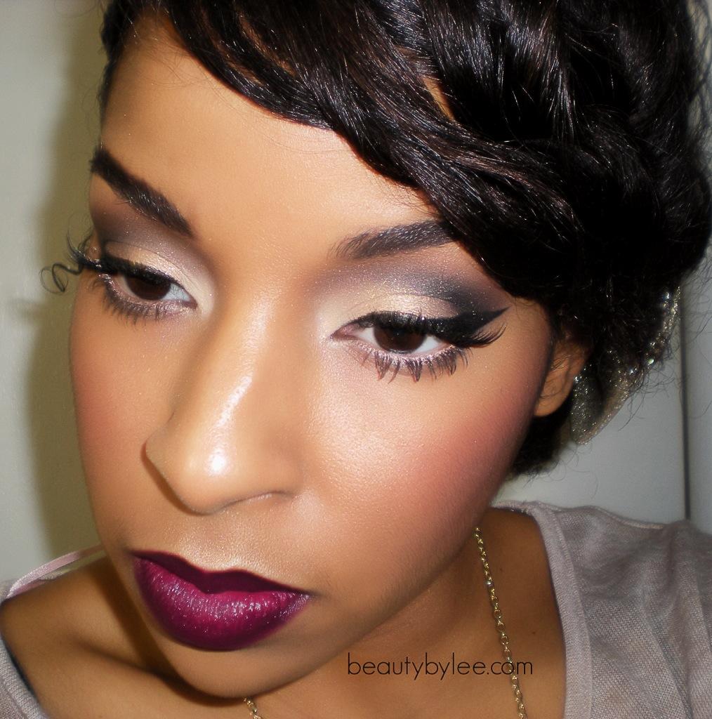 Tumblr prom makeup