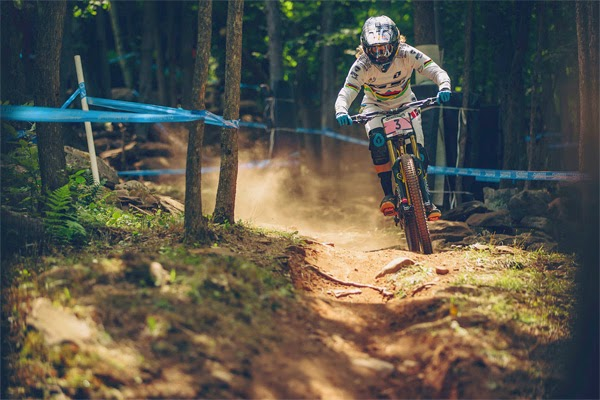 2014 Windham UCI World Cup Downhill: Qualifying