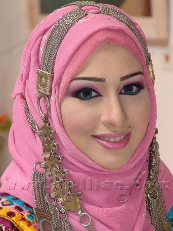 hijab style 2012