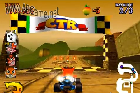 CTR: Crash Team Racing Free Download Poppular PC Games-www.googamepc.com