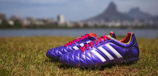 chuteiras Adidas 11pro coleção samba