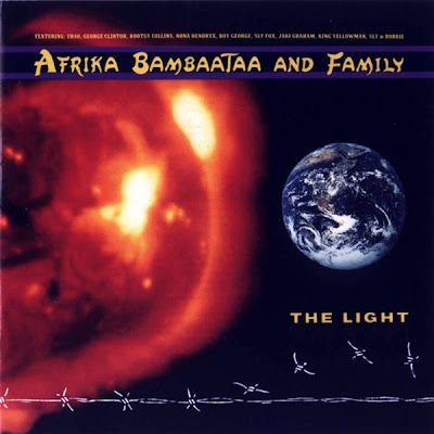 Afrika Bambaataa And Family – The Light (CD) (1988) (320 kbps)