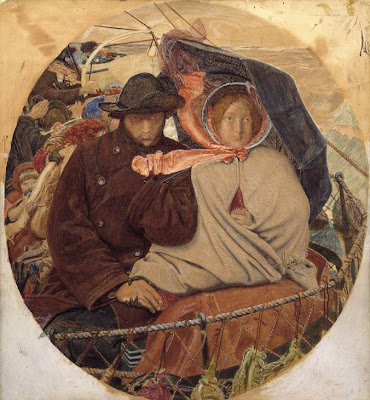 Ford Madox Brown - The last of England 1864-6