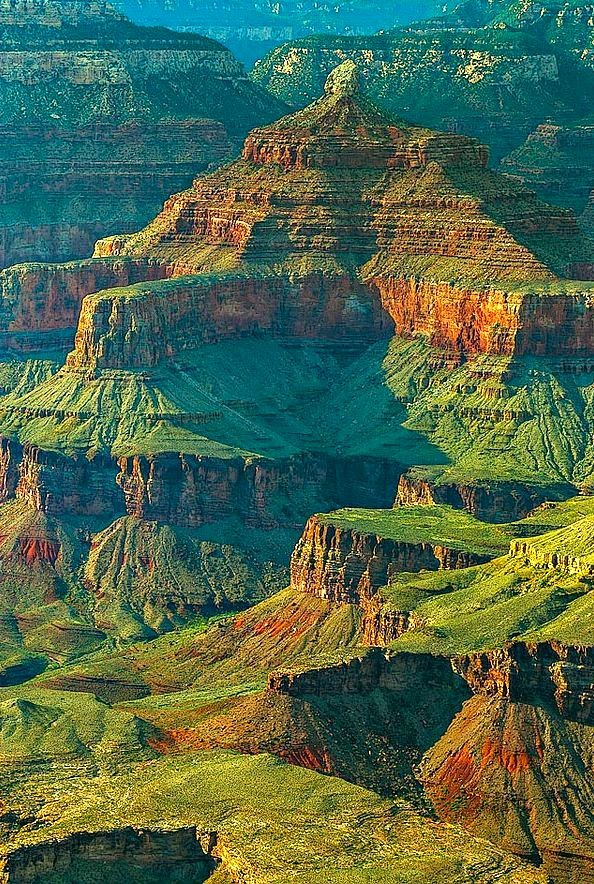 Layers of Beauty, Grand Canyon National Park, Arizona