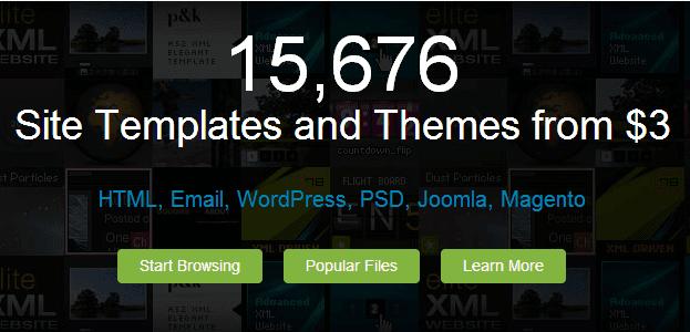 ThemeForest - WordPress Themes