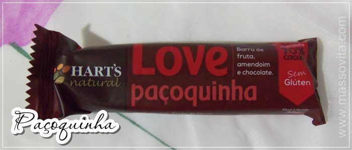 Love Paçoquinha