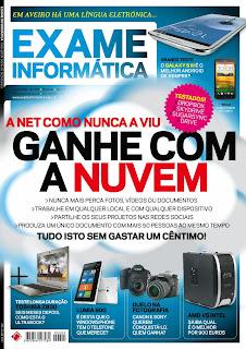 exame Download   Revista : Exame Informática Edição 205   Julho 2012