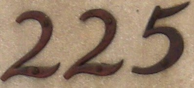 225 is an octagonal number. It is also a centered octagonal number.
