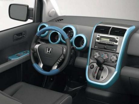 2017 Honda Element