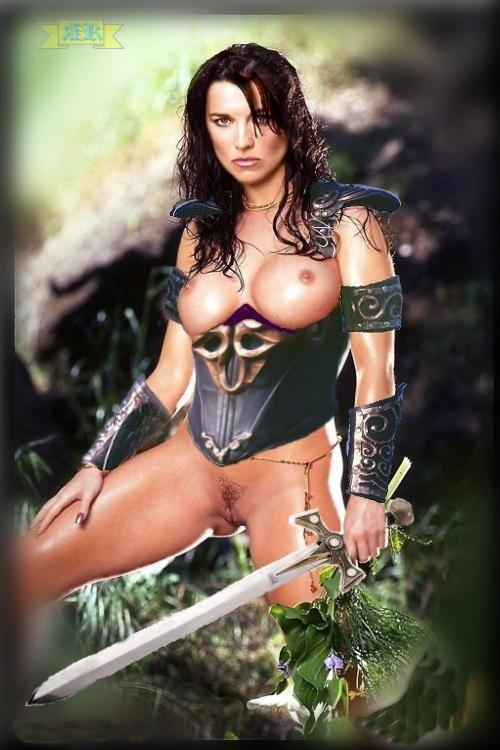 Warrior Princess Порно Актрисы