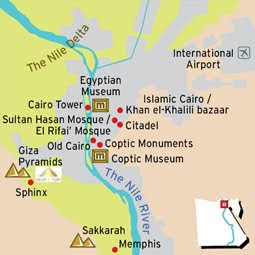 Largest Food Court In The World Egypt Maps - Map of fayoum egypt