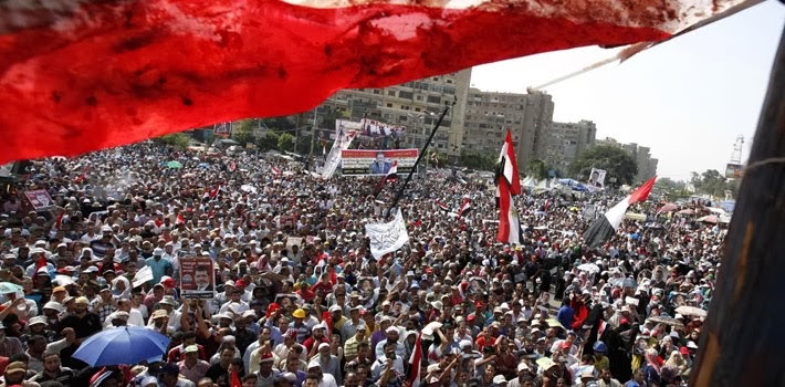 Save Egypt From Chaos