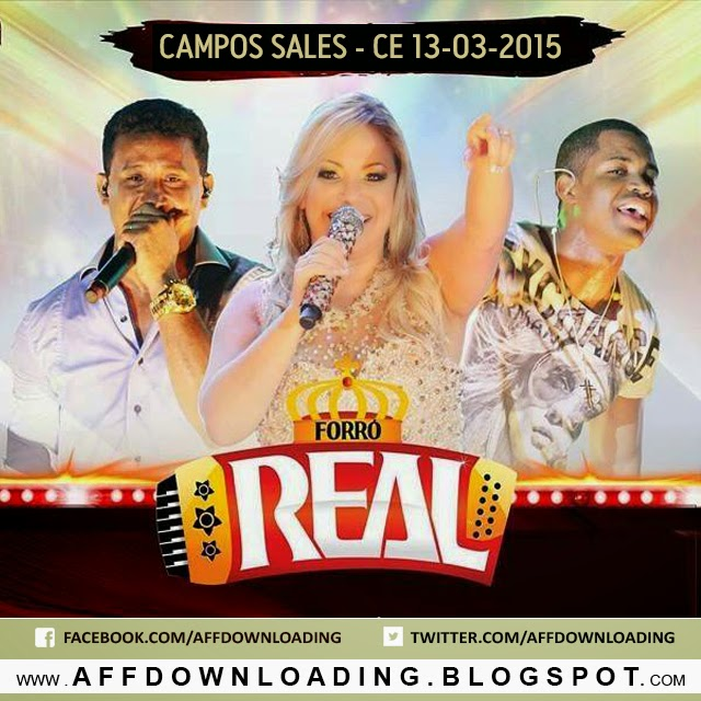 Forró Real – Campos Sales – CE – 13.03.2015