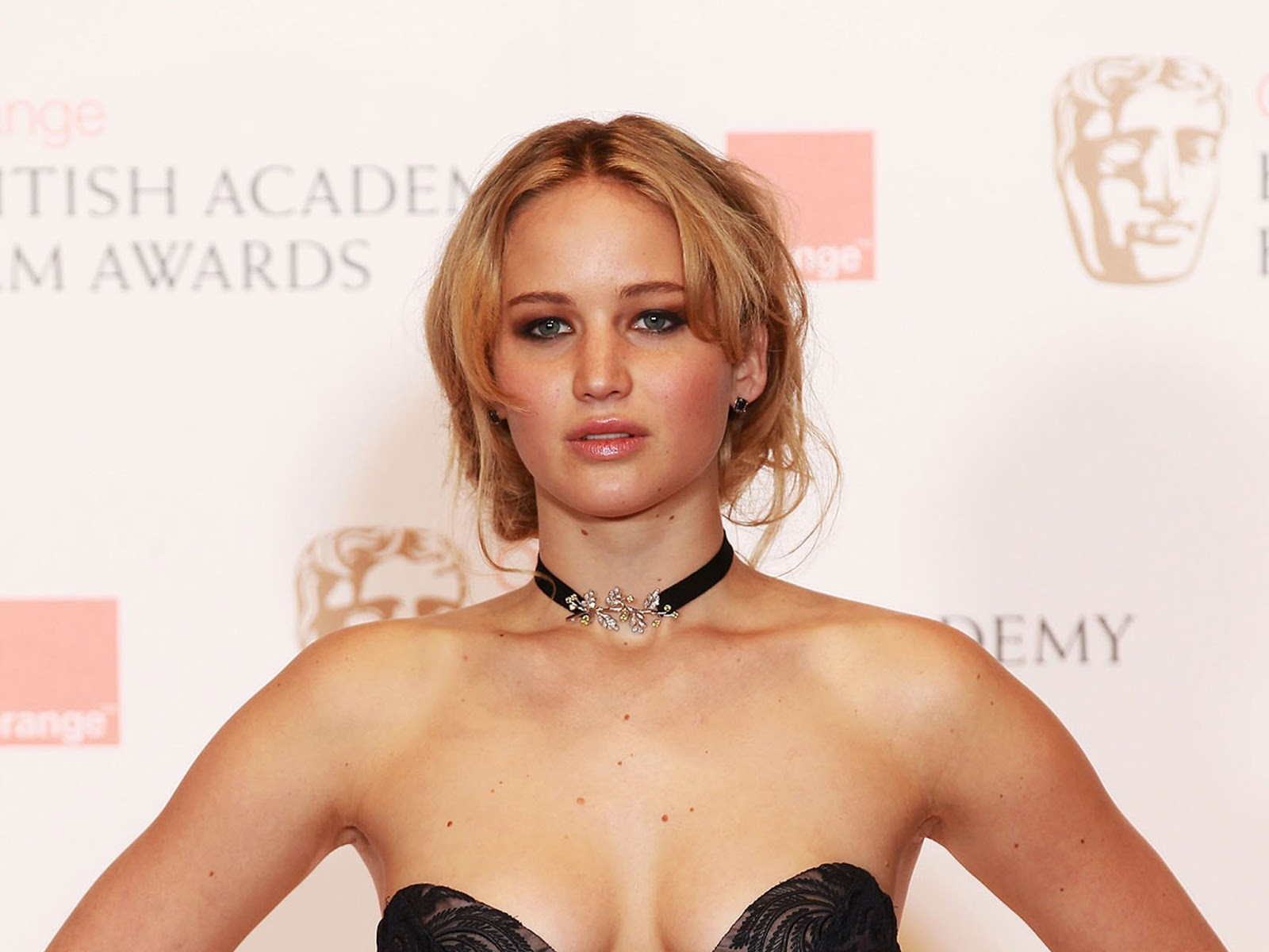 Looking Awesome Jennifer Lawrence