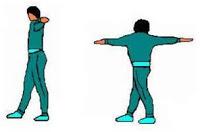 gerakan, senam, peninggi, badan, tiens, cepat, 12