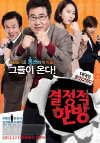 Crucial Punch (2011) Poster