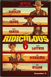 The Ridiculous 6 – Dublado