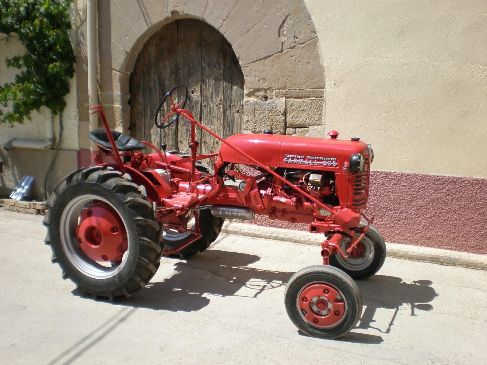 Tractores antiguos: 2008