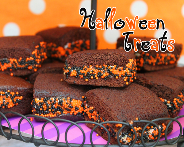 Amanda 39 s parties to go simple halloween treats for Quick and easy halloween treats to make