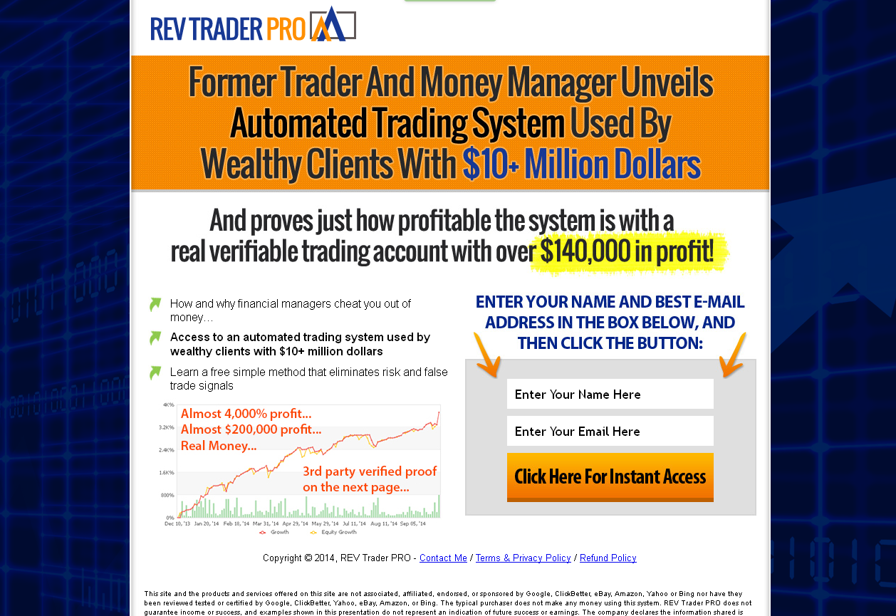 Trading system types