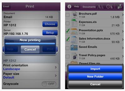 AltaMail iOS App