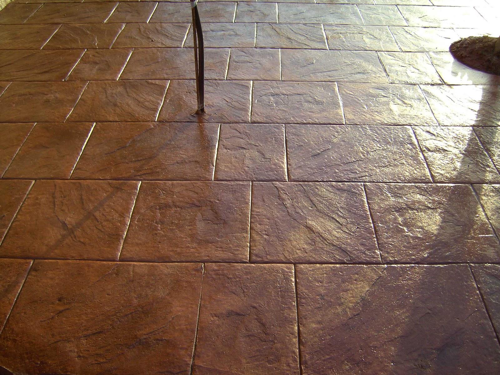 Tiempo para mantenimiento hormigon impreso blog tu - Suelo de cemento pulido precio ...